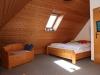 Schlafzimmer im Dachgeschoss 2