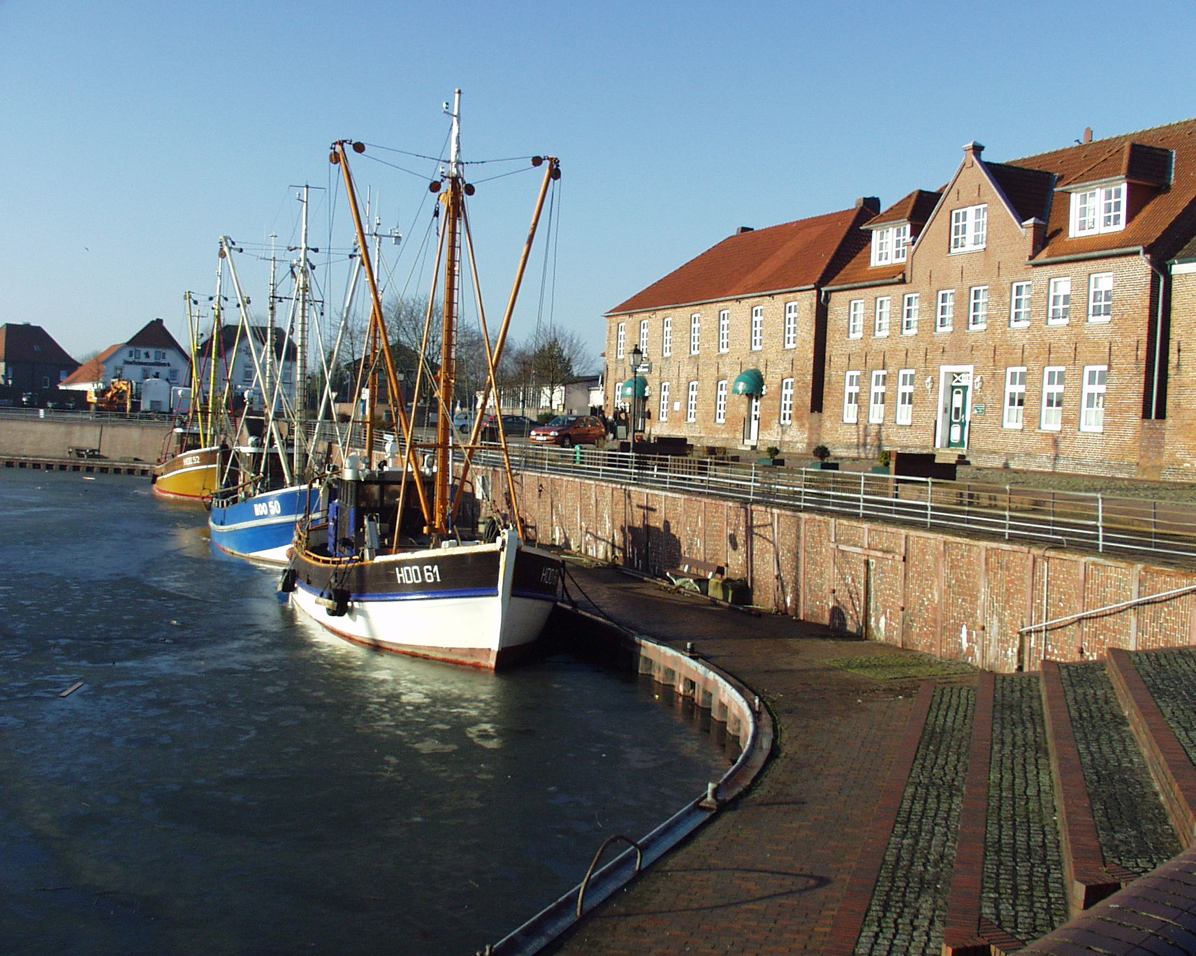 Alter Hafen Hooksiel